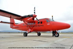 DSC_0014 de Havilland Canada DHC-6-300 Twin Otter VP-FBC British Antarctic Survey © Michel Anciaux