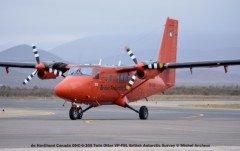 DSC_0018 de Havilland Canada DHC-6-300 Twin Otter VP-FBL British Antarctic Survey © Michel Anciaux