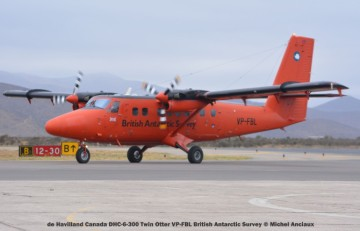 DSC_0019 de Havilland Canada DHC-6-300 Twin Otter VP-FBL British Antarctic Survey © Michel Anciaux