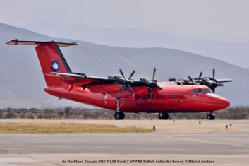 DSC_0023 de Havilland Canada DHC-7-110 Dash 7 VP-FBQ British Antarctic Survey © Michel Anciaux