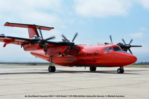 DSC_0036 de Havilland Canada DHC-7-110 Dash 7 VP-FBQ British Antarctic Survey © Michel Anciaux