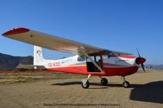 DSC_0061 Cessna 175 CC-KZC Paracaidismo Nimbus © Michel Anciaux