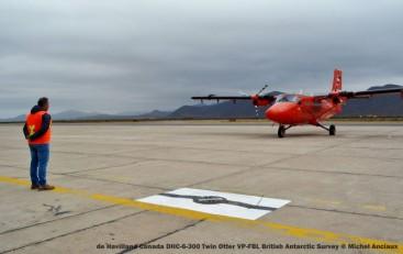 DSC_0062 de Havilland Canada DHC-6-300 Twin Otter VP-FBL British Antarctic Survey © Michel Anciaux