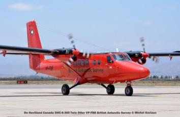 DSC_0069 De Havilland Canada DHC-6-300 Twin Otter VP-FBB British Antarctic Survey © Michel Anciaux