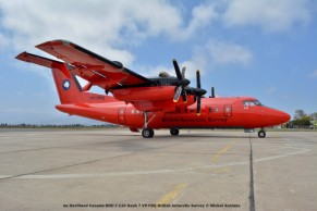 DSC_0075 de Havilland Canada DHC-7-110 Dash 7 VP-FBQ British Antarctic Survey © Michel Anciaux