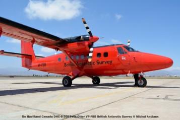 DSC_0077 De Havilland Canada DHC-6-300 Twin Otter VP-FBB British Antarctic Survey © Michel Anciaux