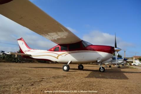 DSC_0078 Cessna 210J Centurion LV-JOT © Michel Anciaux