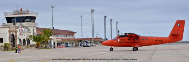 DSC_0081 de Havilland Canada DHC-6-300 Twin Otter VP-FBL British Antarctic Survey © Michel Anciaux