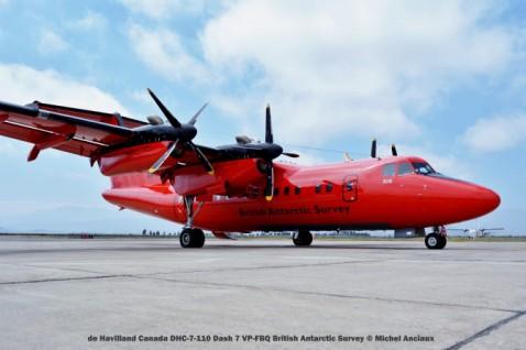 DSC_0083 de Havilland Canada DHC-7-110 Dash 7 VP-FBQ British Antarctic Survey © Michel Anciaux
