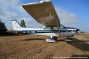 DSC_0089 Cessna 172N Skyhawk II CC-PRZ © Michel Anciaux