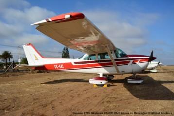 DSC_0092 Cessna 172N Skyhawk CC-KRI Club Aéreo de Rancagua © Michel Anciaux