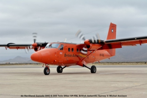 DSC_0094 de Havilland Canada DHC-6-300 Twin Otter VP-FBL British Antarctic Survey © Michel Anciaux