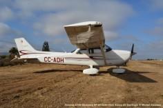 DSC_0096 Cessna 172S Skyhawk SP CC-ADH Club Aéreo de Santiago © Michel Anciaux