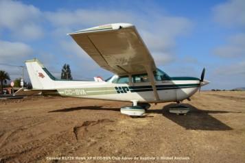 DSC_0099 Cessna R172K Hawk XP II CC-SVA Club Aéreo de Valdivia © Michel Anciaux