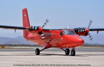 DSC_0099 De Havilland Canada DHC-6-300 Twin Otter VP-FAZ British Antarctic Survey © Michel Anciaux