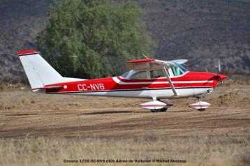 DSC_0102 Cessna 172G CC-NVB Club Aéreo de Vallenar © Michel Anciaux