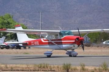 DSC_0103 Cessna 172G CC-NVB Club Aéreo de Vallenar © Michel Anciaux