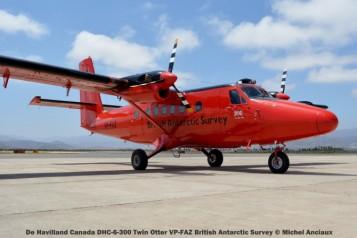 DSC_0106 De Havilland Canada DHC-6-300 Twin Otter VP-FAZ British Antarctic Survey © Michel Anciaux