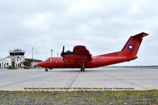 DSC_0107 de Havilland Canada DHC-7-110 Dash 7 VP-FBQ British Antarctic Survey © Michel Anciaux