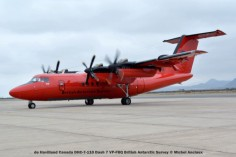 DSC_0119 de Havilland Canada DHC-7-110 Dash 7 VP-FBQ British Antarctic Survey © Michel Anciaux
