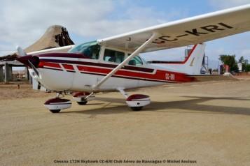 DSC_0136 Cessna 172N Skyhawk CC-KRI Club Aéreo de Rancagua © Michel Anciaux