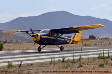 DSC_0165 Cessna 172M Skyhawk CC-LHD Club Aéreo Naval © Michel Anciaux