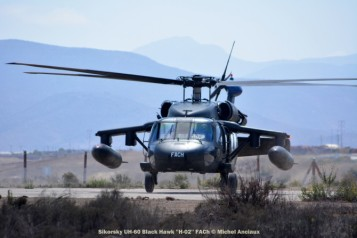 DSC_0194 Sikorsky UH-60 ''H-02'' FACh © Michel Anciaux
