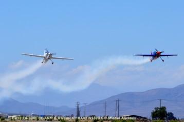 DSC_0364 Extra EA-300L CC-ANM & XTremeAir XA42 N137XK @ Michel Anciaux