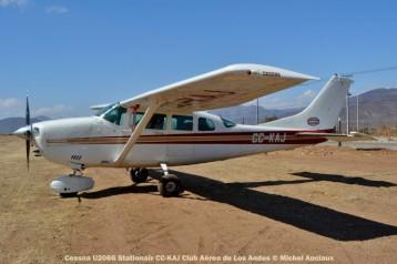 DSC_0839 Cessna U206G Stationair CC-KAJ Club Aéreo de Los Andes © Michel Anciaux