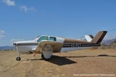 DSC_0841 Beech A35 Bonanza CC-PCT