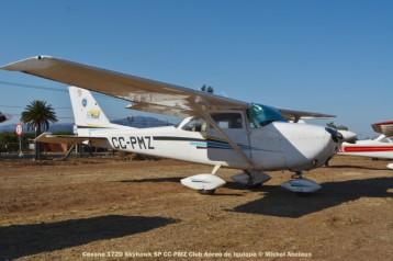 DSC_1082 Cessna 172D Skyhawk SP CC-PMZ Club Aéreo de Iquique © Michel Anciaux