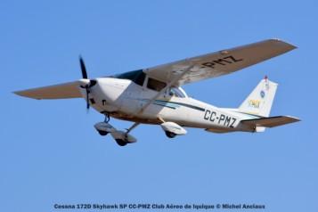 DSC_1083 Cessna 172D Skyhawk SP CC-PMZ Club Aéreo de Iquique © Michel Anciaux