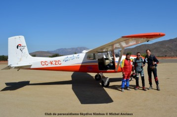 DSC_1193 Club de paracaídismo Skydive Nimbus © Michel Anciaux