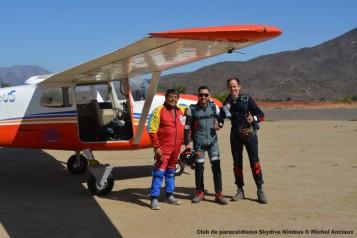 DSC_1194 Club de paracaidismo Skydive Nimbus © Michel Anciaux