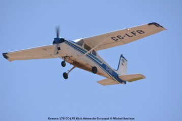 DSC_1230 Cessna 175 CC-LFB Club Aéreo de Curacavi © Michel Anciaux