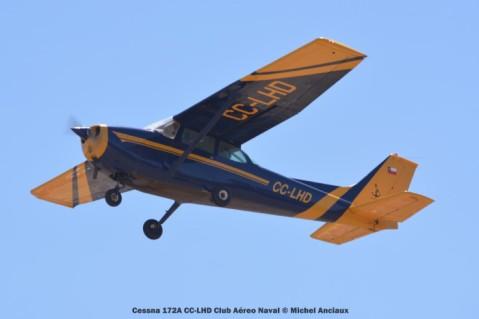 DSC_1236 Cessna 172A CC-LHD Club Aéreo Naval © Michel Anciaux