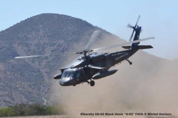 DSC_1439 Sikorsky UH-60 Black Hawk ''H-02'' FACh © Michel Anciaux