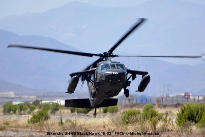 DSC_1463 Sikorsky UH-60 Black Hawk ''H-02'' FACh © Michel Anciaux