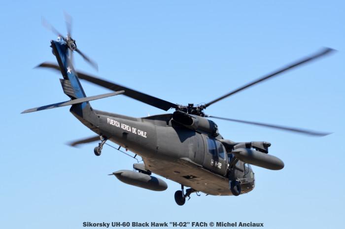 DSC_1522 Sikorsky UH-60 Black Hawk ''H-02'' FACh © Michel Anciaux