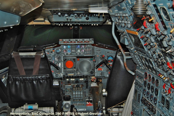 005 Aerospatiale BAC Concorde 100 F-WTSS Aerospatiale © Hubert Creutzer