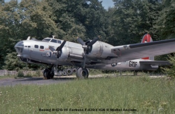 01 Boeing B-17G-VE Fortress F-AZDX IGN © Michel Anciaux