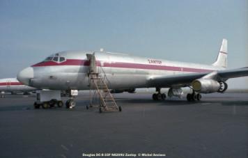 01 Douglas DC-8-33F N8209U Zantop © Michel Anciaux