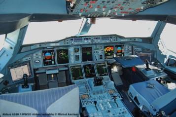 020 Airbus A380 F-WWDD Airbus Industrie © Michel Anciaux