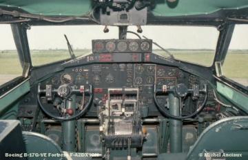 03 Boeing B-17G-VE Fortress F-AZDX IGN © Michel Anciaux