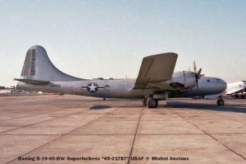 04 Boeing B-29-95-BW Superfortress ''45-21787'' USAF © Michel Anciaux