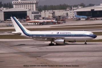 05 Airbus A300B4-103 N215EA Eastern Air Lines © Michel Anciaux