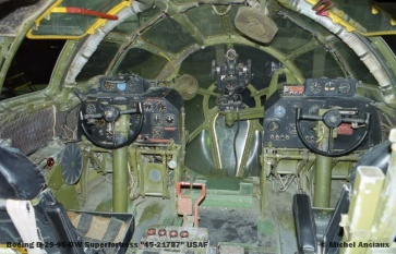 07 Boeing B-29-95-BW Superfortress ''45-21787'' USAF © Michel Anciaux