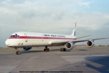 07 McDonnell Douglas DC-8-71 N8079U Lineas Aereas Paraguay © Michel Anciaux