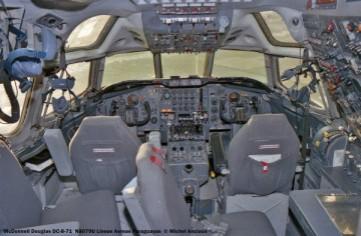 08 McDonnell Douglas DC-8-71 N8079U Lineas Aereas Paraguay © Michel Anciaux