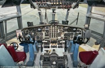 086 Douglas C-133A Cargomaster N199AB Cargomaster Corp. © Michel Anciaux